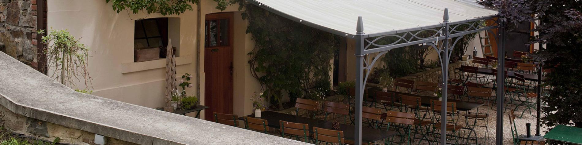 Brasserie de Bellevaux terrace