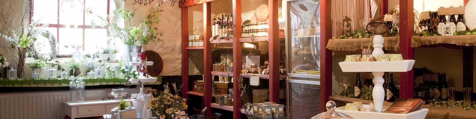 Brasserie de Bellevaux interior