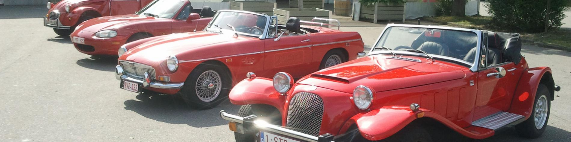 escapade - voiture - collection - Road Vintage Experience