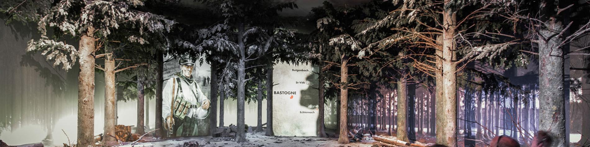 Bastogne - War - Museum