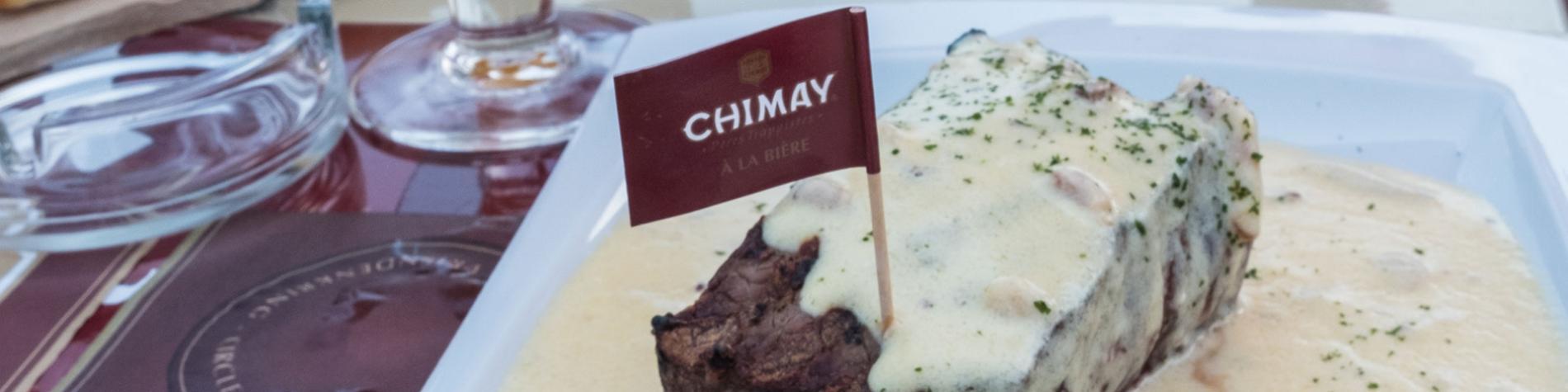 Chimay - dégustation - à gôuter - Espace Chimay