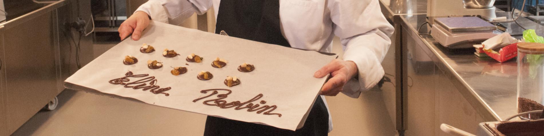 Chocolaterie Darcis à Verviers - artisan pâtissier - chocolatier belge