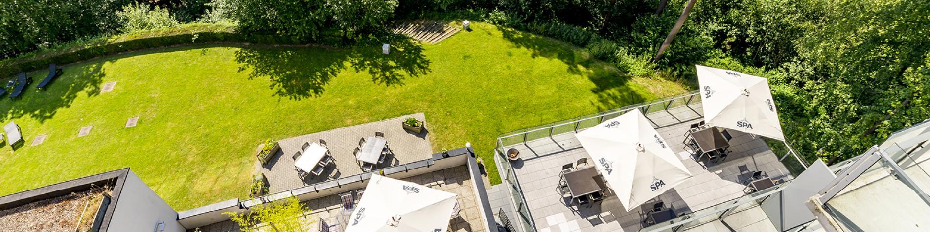 Silva Hotel Spa-Balmoral - Jardin et terrasses