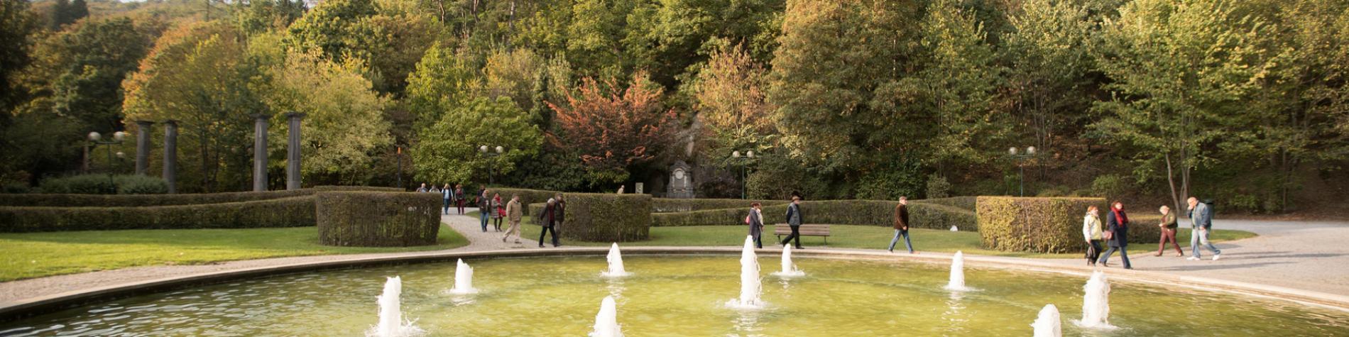 Spa - Parc De Sept Heures