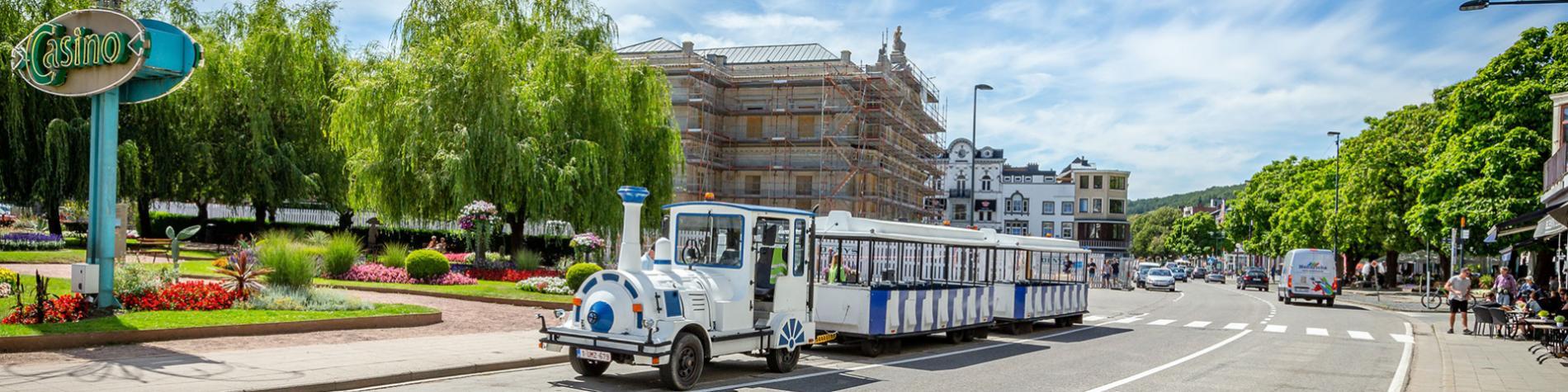 Petit Train - Touristique - Spa