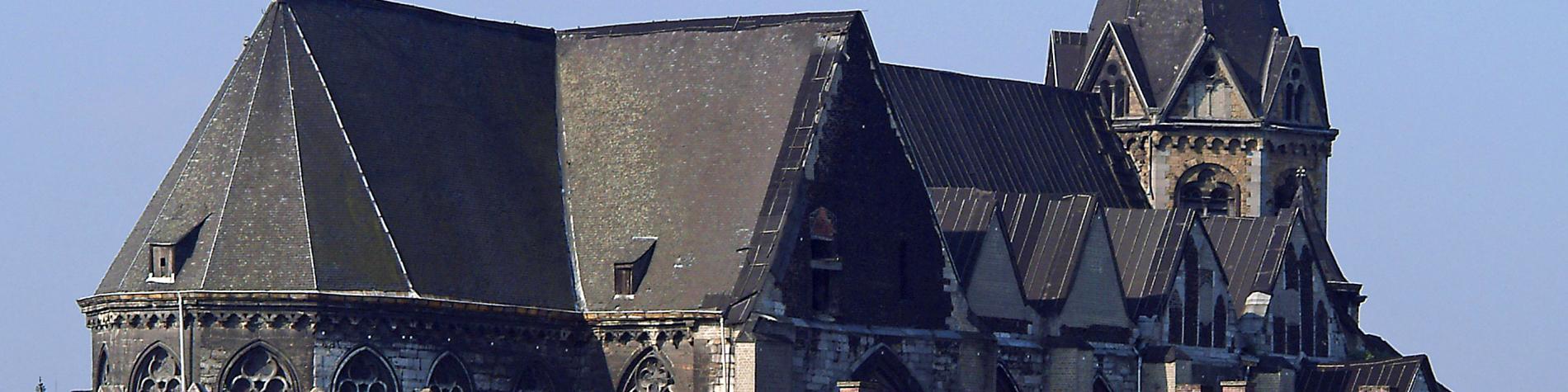Eglise Sainte-Croix à Liège