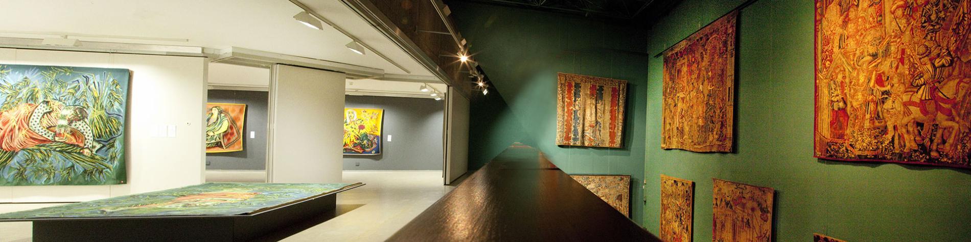 TAMAT, centre contemporain des arts textiles - Tapisserie