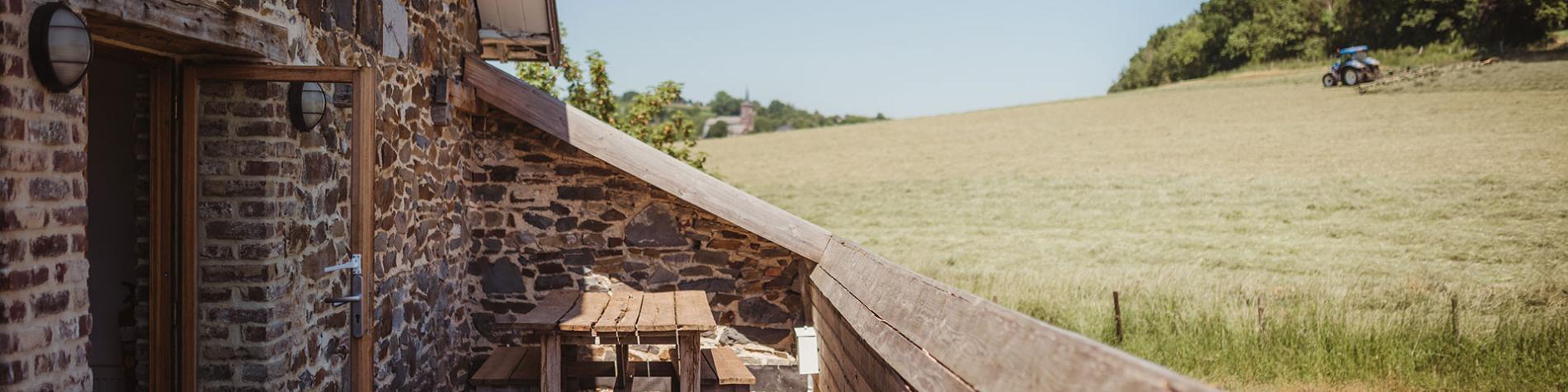 Gîte rural - La Bushaye - Aubel
