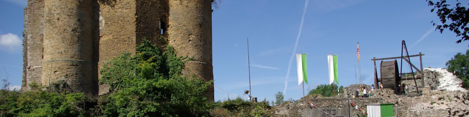 Foire médiévale de Franchimont à Theux