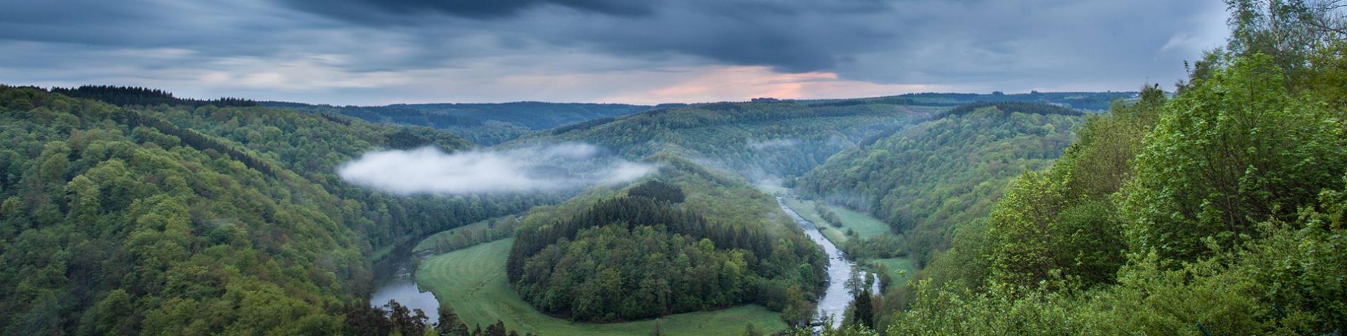 Parc naturel de l'Ardenne méridionale - Tombeau - Géant - Botassart