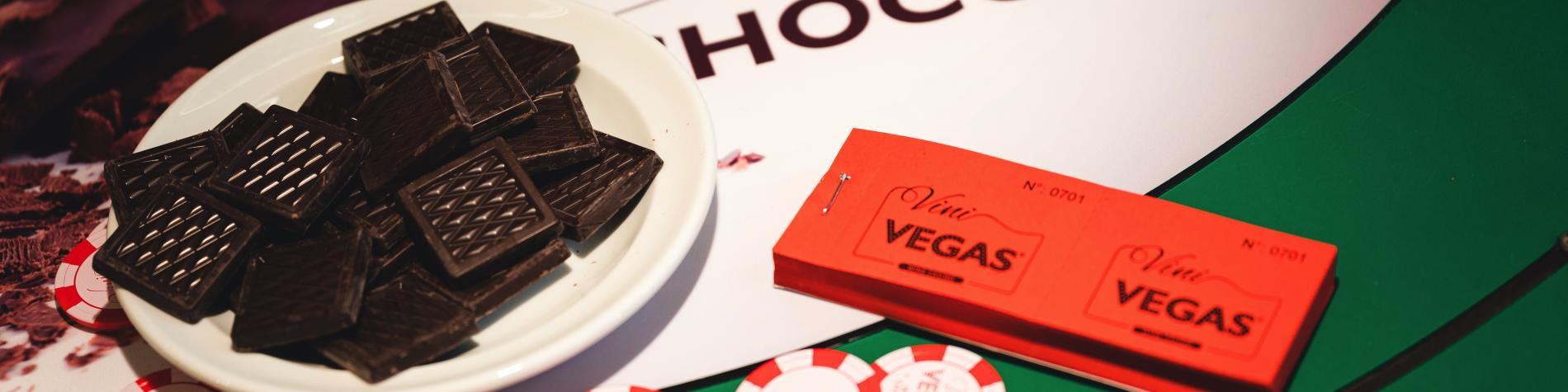 VINI VEGAS® Chocolat - Cinéréa Benelux
