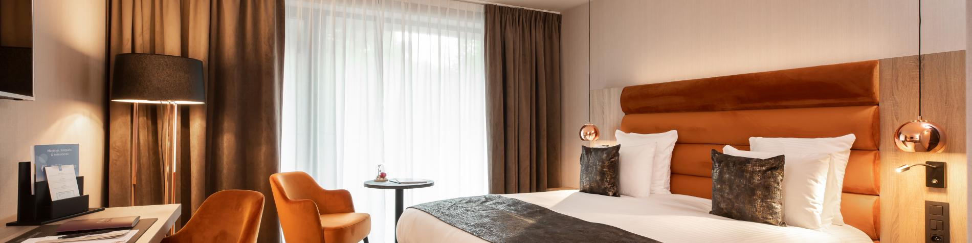 Hôtel & restaurant - Van der Valk Hôtel - Nivelles Sud