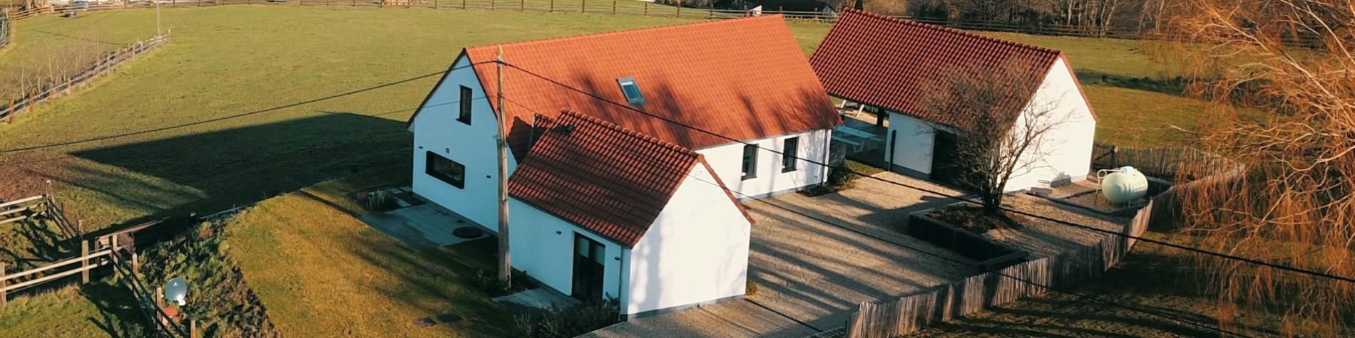 Gîte rural - Villa Les Hauts - Frasnes-lez-Anvaing