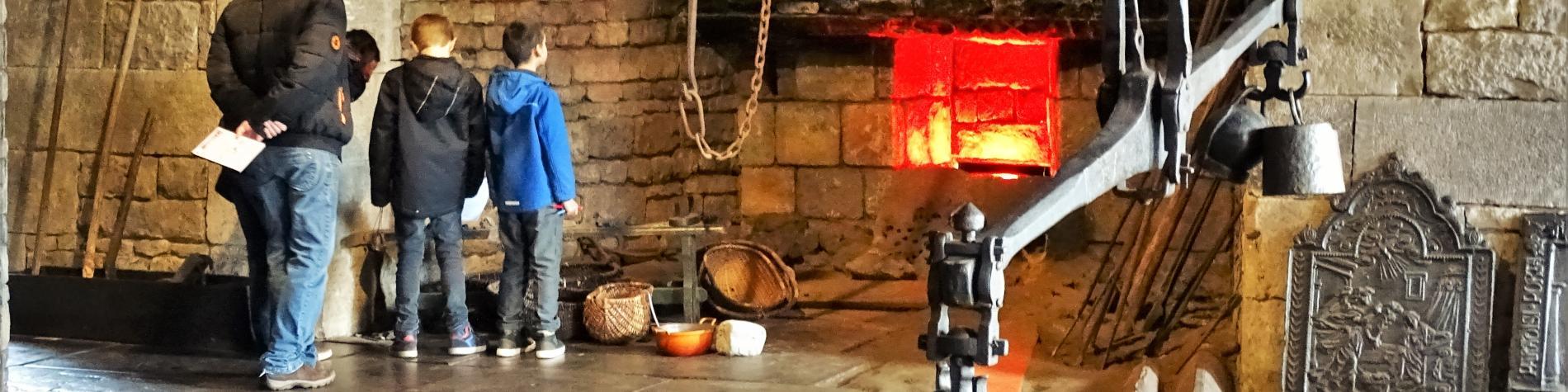 Musée de la métallurgie et de l'industrie - MMIL - Liège - Visites en famille
