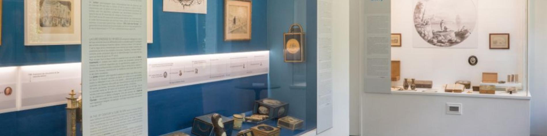Entdecken Sie das Goldene Buch Balmoral im Museum der Stadt des Wassers in Spa