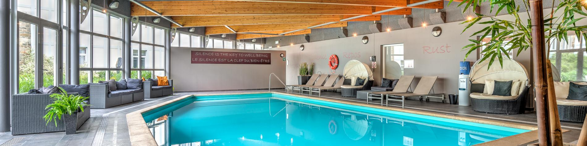 Radisson Spa piscine
