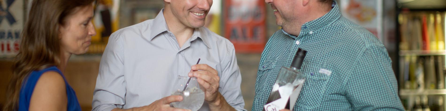 Gin wallon - Distillerie de Biercée - Discover Belgium