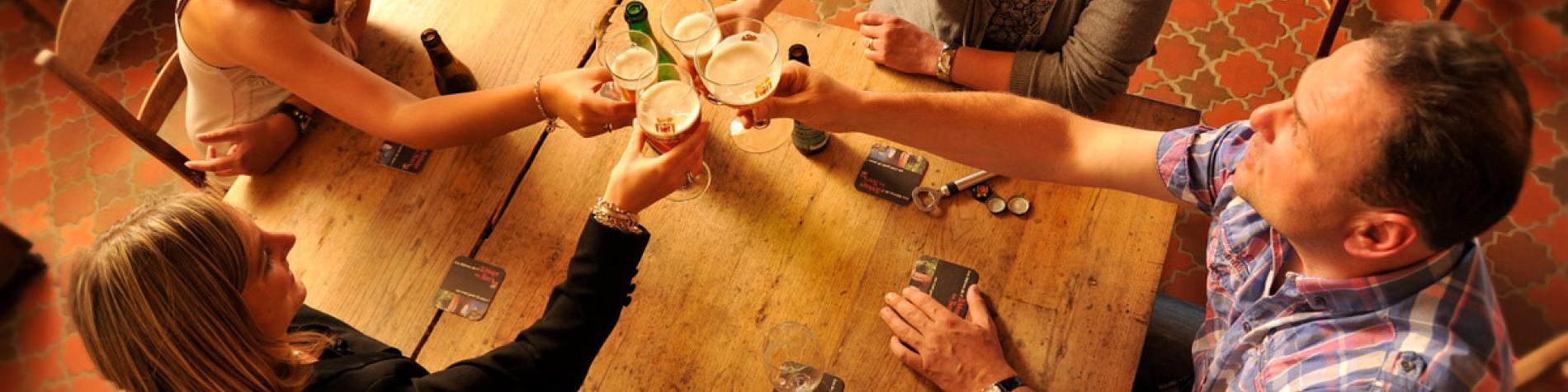 Brasserie de l'Abbaye des Rocs - Circuit de la bière - Discover Belgium
