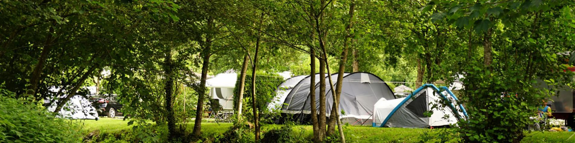 Camping - Domaine du Bocq - Purnode