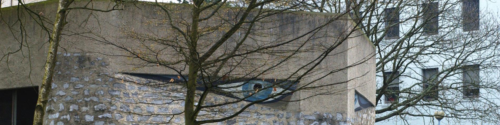 Musée - plein air - Sart Tilman - nature - architecture - art contemporain