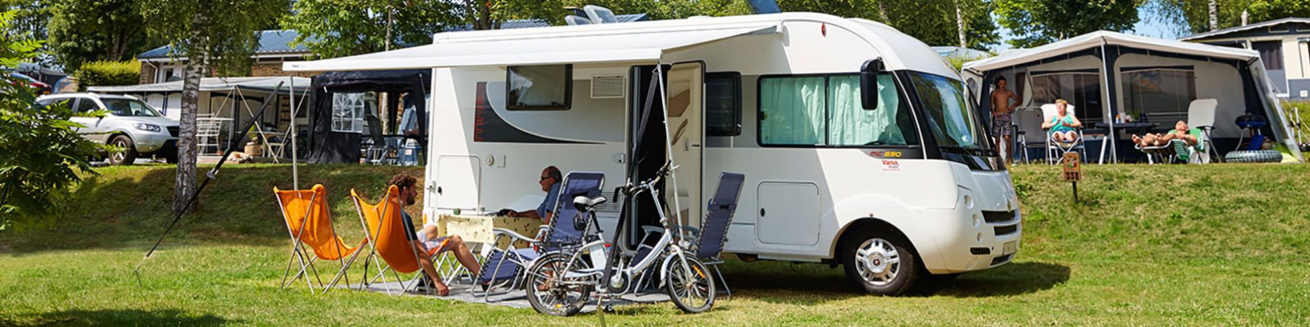 camping en Wallonie - camp - campement - bivouac - aire touristique - nature - Ardennen Camping Bertrix - Camping en Wallonie