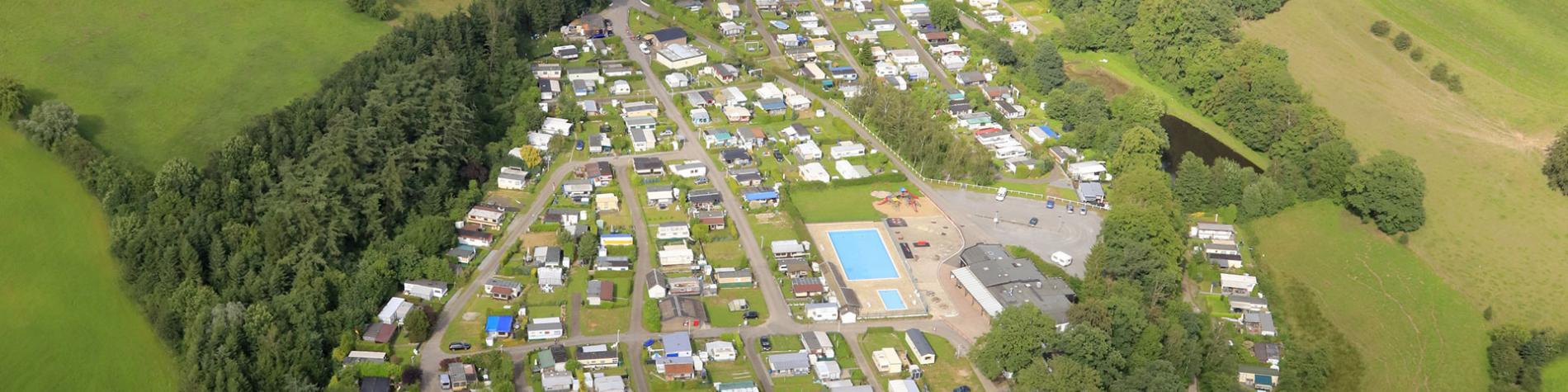 Camping Kon Tiki - Gemmenich - piscine extérieure - plaine de jeux - activités - restauration - bar - pêcherie