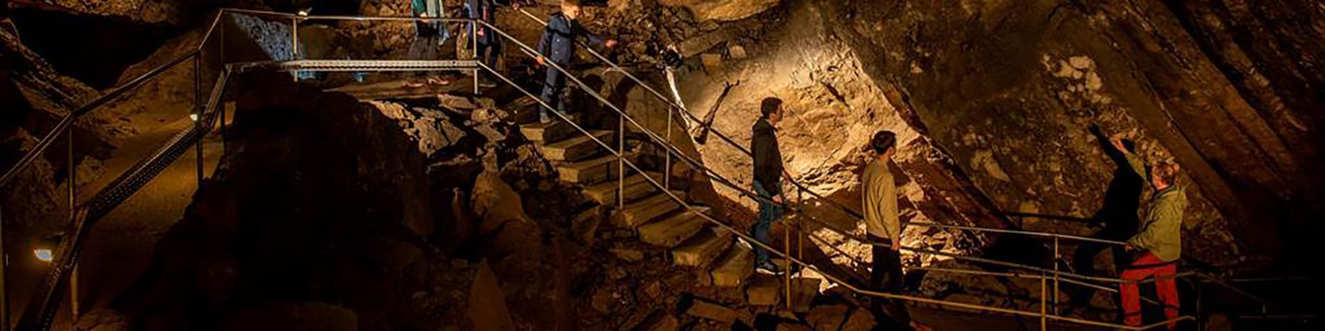 Grotte de Lorette - Rochefort - spectaculaire - patrimoine - naturel