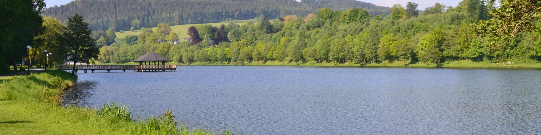 Syndicat d'Initiative - nature - Wallonie terre d'eau - Luxembourg