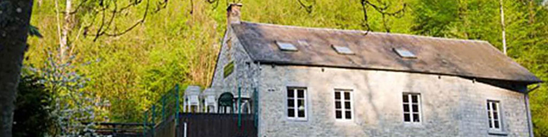 La Pêcherie - Gîte rural - Sosoye - Plus Beaux Villages de Wallonie - Maredsou - vallée de la Molignée