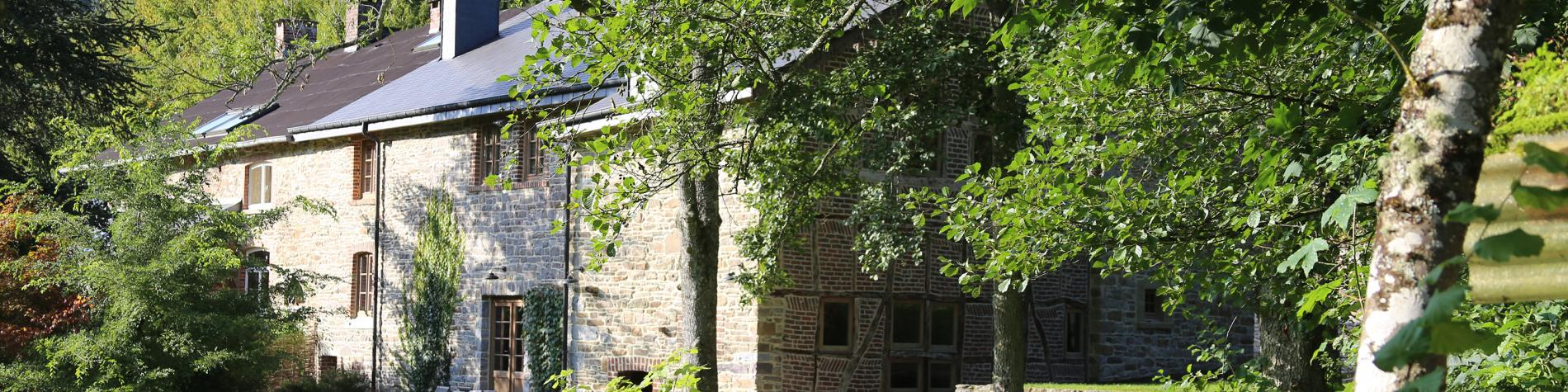 Ardenne Durbuy lodgings house getaway