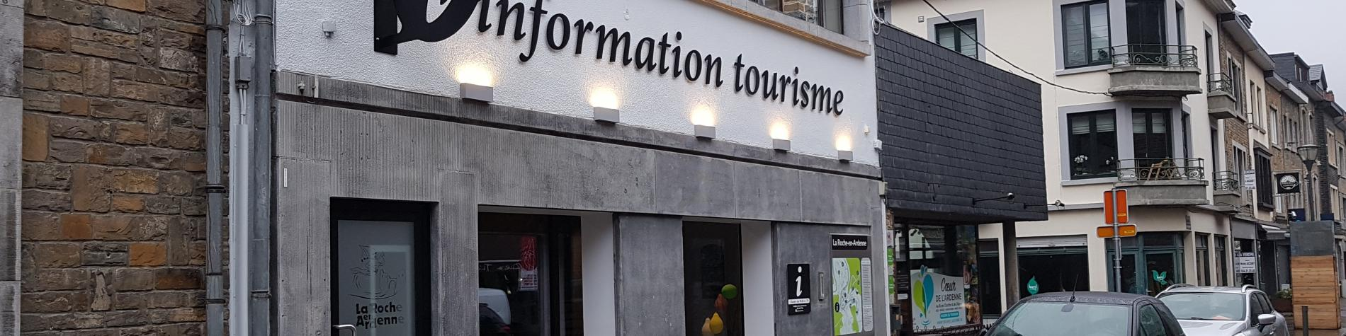 Maison du Tourisme Ourthe&Aisne - Bureau d'accueil