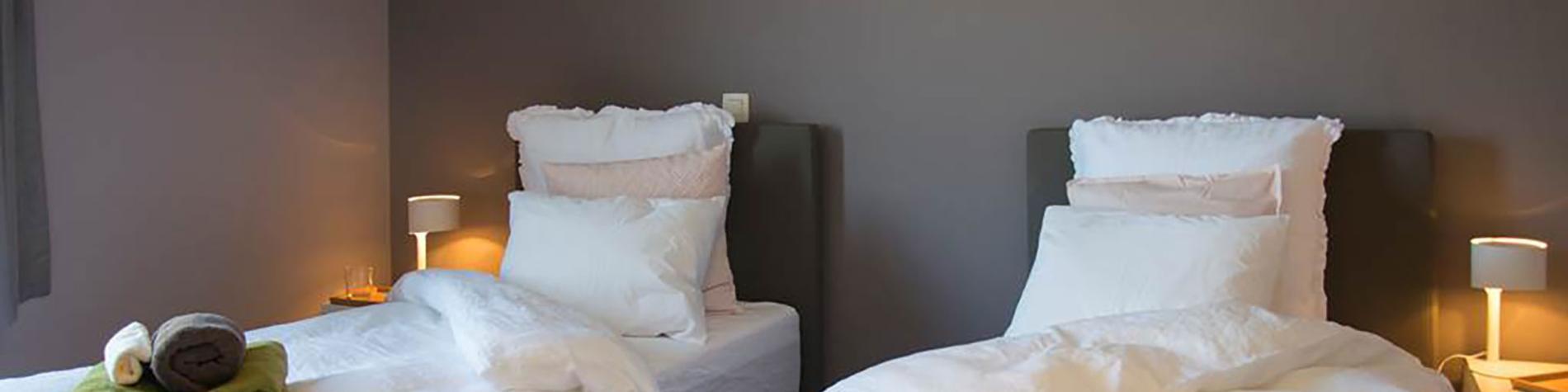 Maison d'hôtes - Les Petits Secrets de Nonna - Florennes - chambre