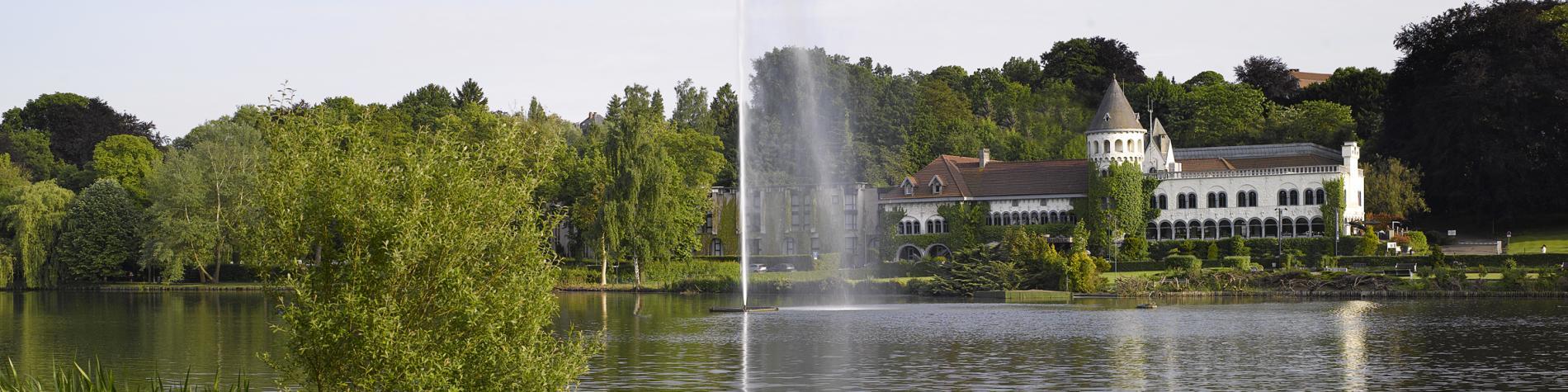 Hotel- Martin's Chateau du Lac - Genval