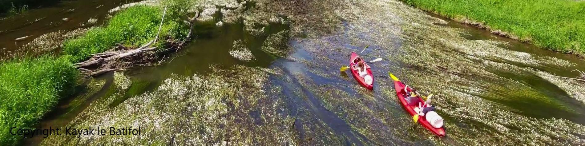 Kayaks - Canoës - Le Batifol - Chiny-sur-Semois
