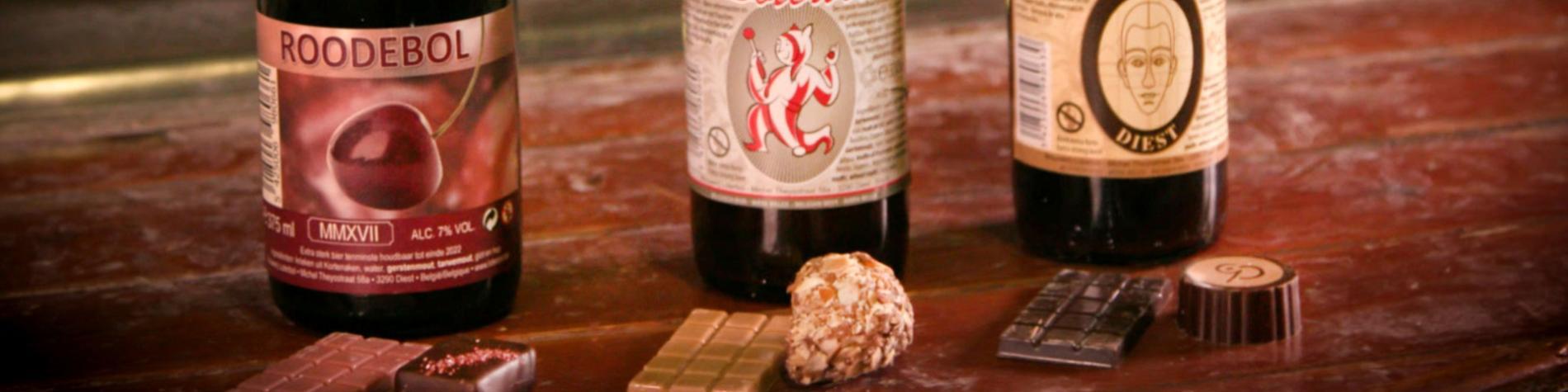 Bierolade - Activités - ateliers - bière - chocolat