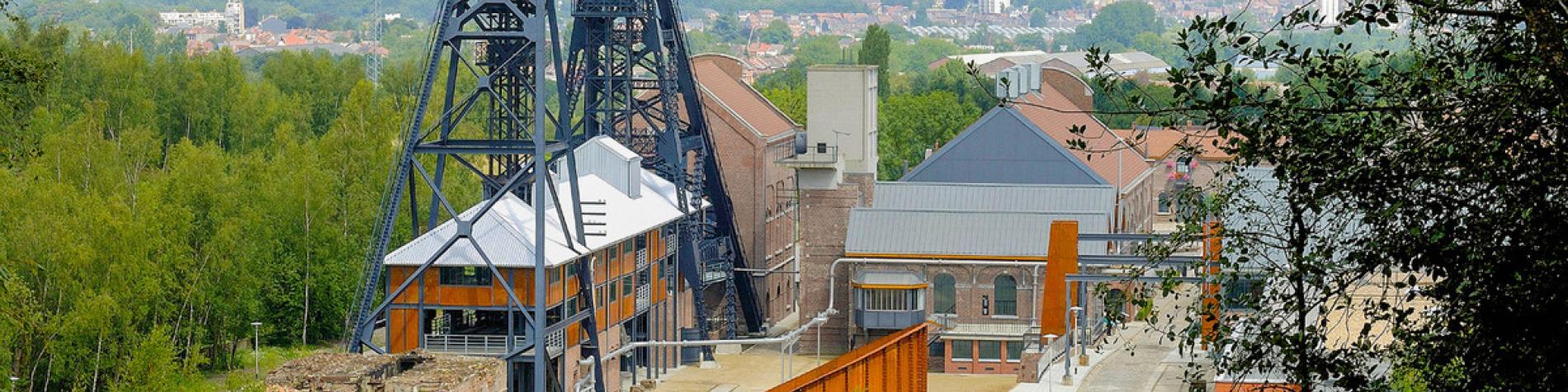 Charleroi autrement - Marcinelle - Bois du Cazier