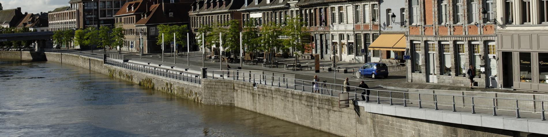 Bord de l'Escaut - Tournai