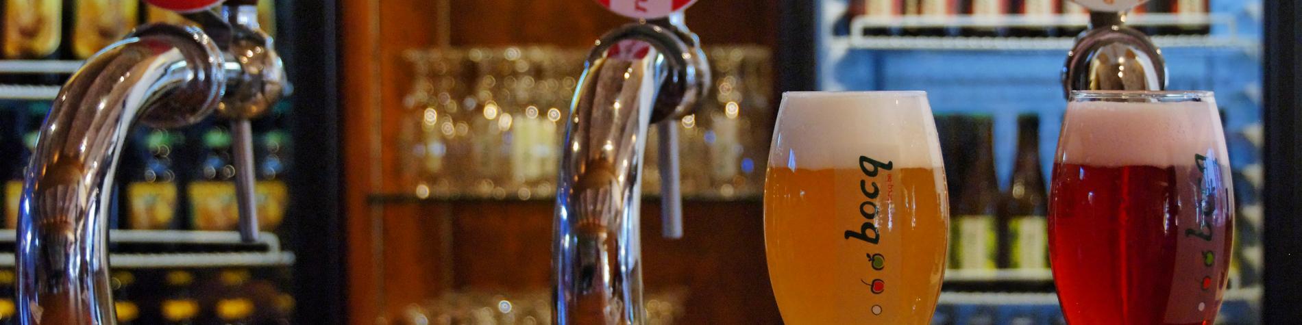 Venez déguster une bière à la Brasserie du Bocq de Purnode (Yvoir), Namur