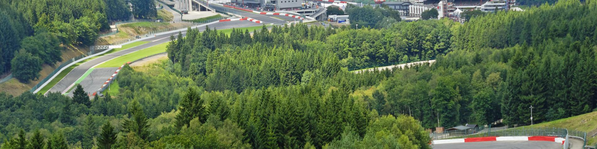Circuit - Spa-Francorchamps - couse automobile