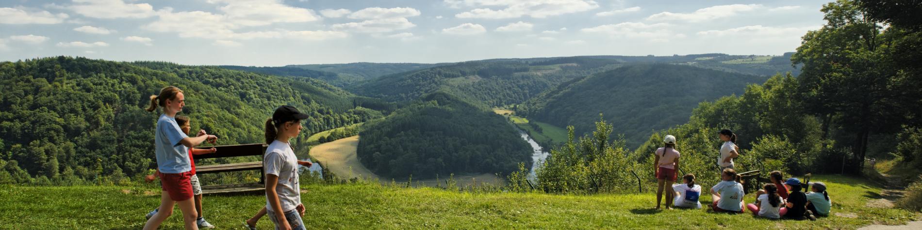 Botassart - panorama - Tombeau du Géant
