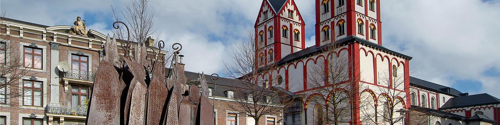 Liège - place Saint-Barthelemy