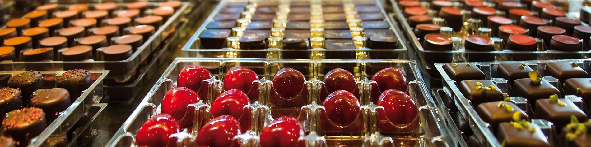 Découvrez les fameux chocolats de Martine & Co - Chocolats Marcolini à Liège