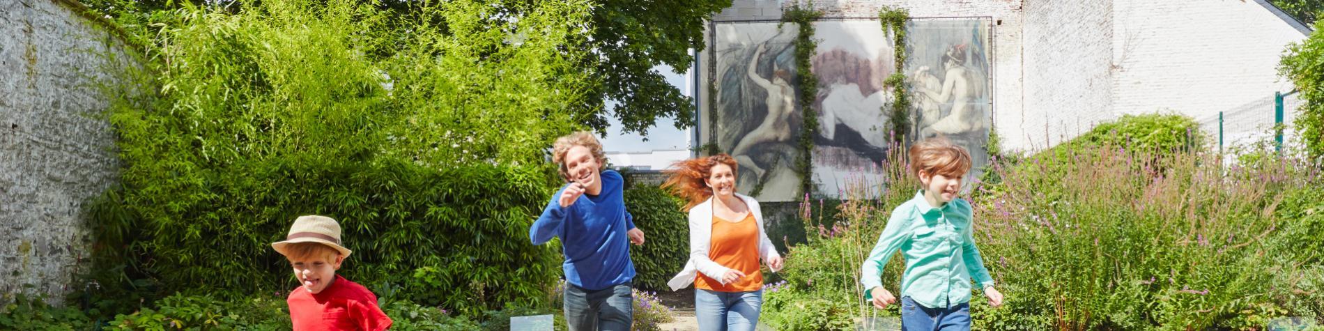 La Wallonie en famille. Une expérience à partager avec vos enfants au Musée Félicien Rops à Namur