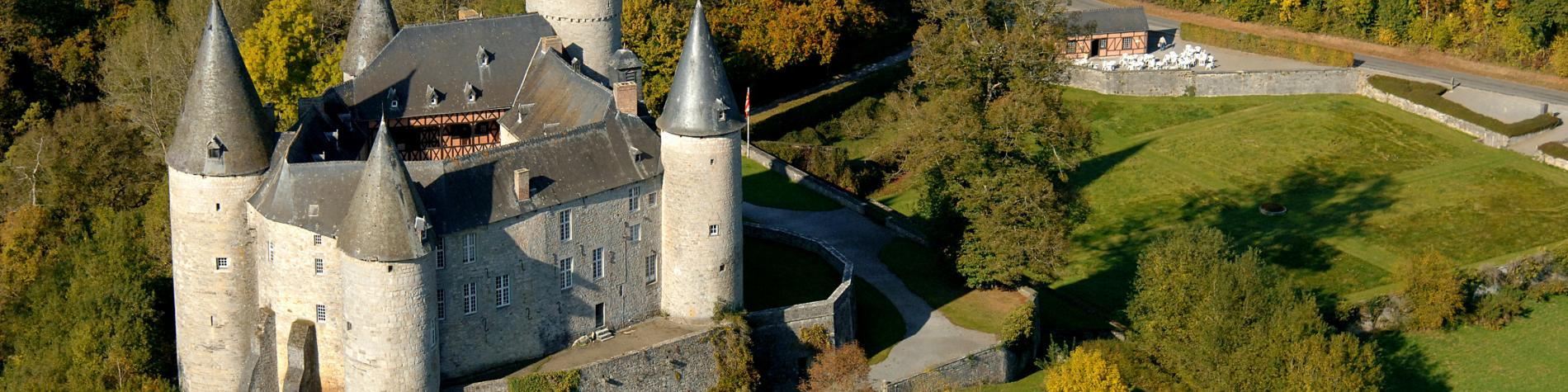 Come and visit the Château de Celles-Vêves