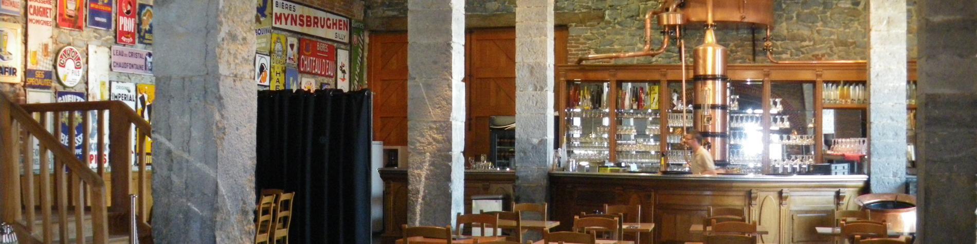 Ragnies (Thuin) - 'Distillerie de Biercée' - 'La Grange des Belges'