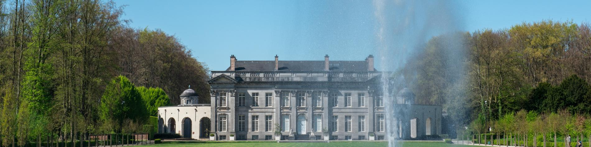Discover the Château de Seneffe and its estate