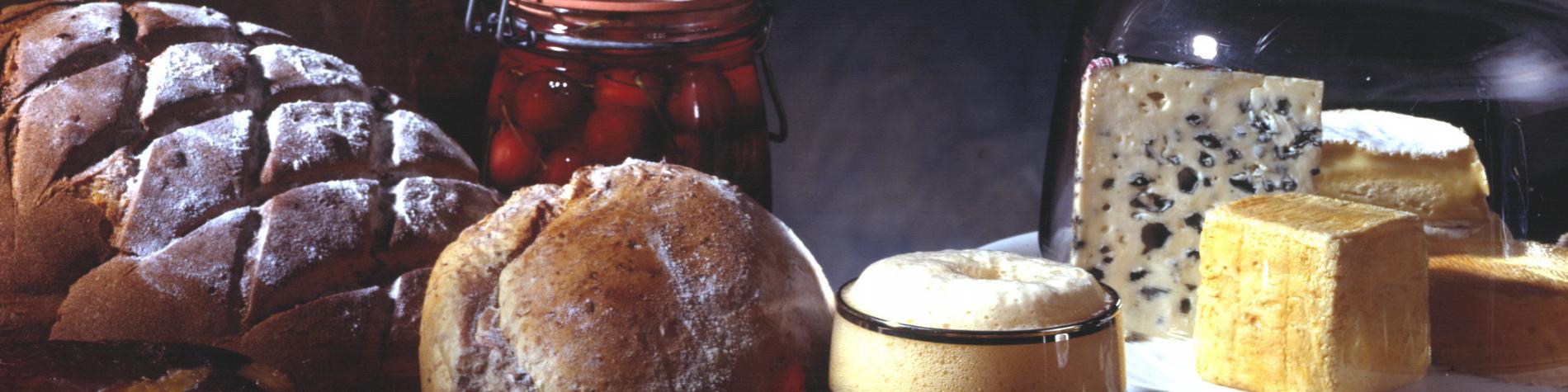 Produits du terroir gastronomie