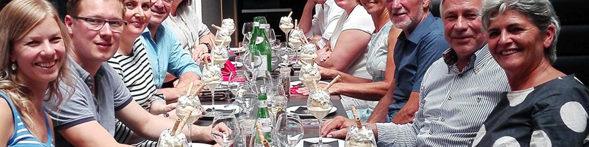 Liège gastronomie - teambuilding