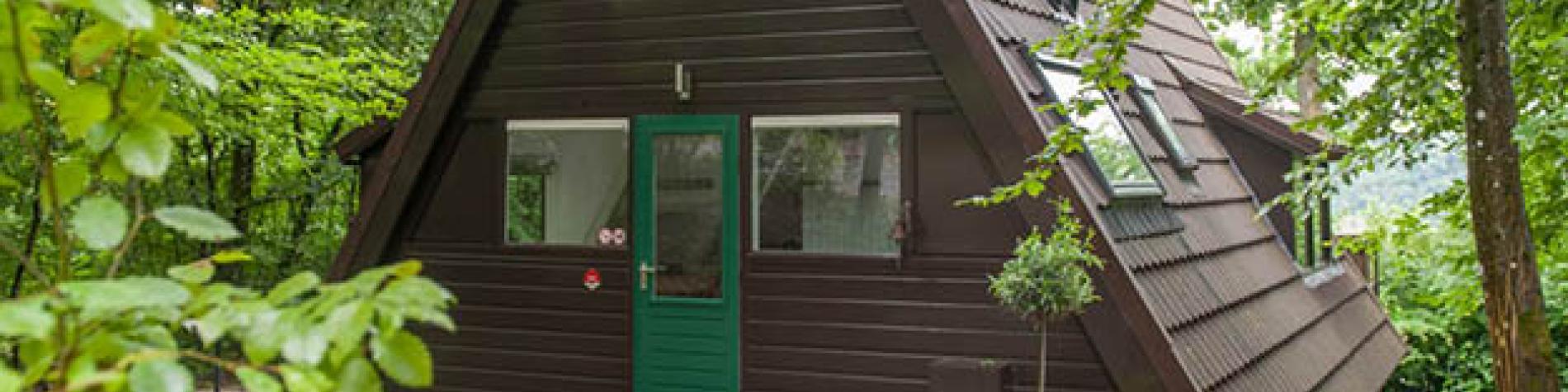 Village de vacances Sunclass Durbuy - domaine boisé - Durbuy - Bungalows