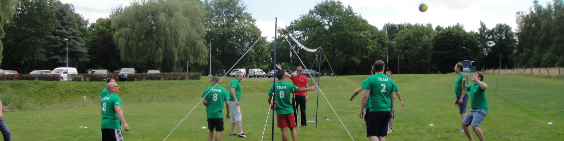 Teambuilding en Wallonie avec Sem'on business